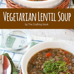 Vegetarian Lentil Soup Recipe