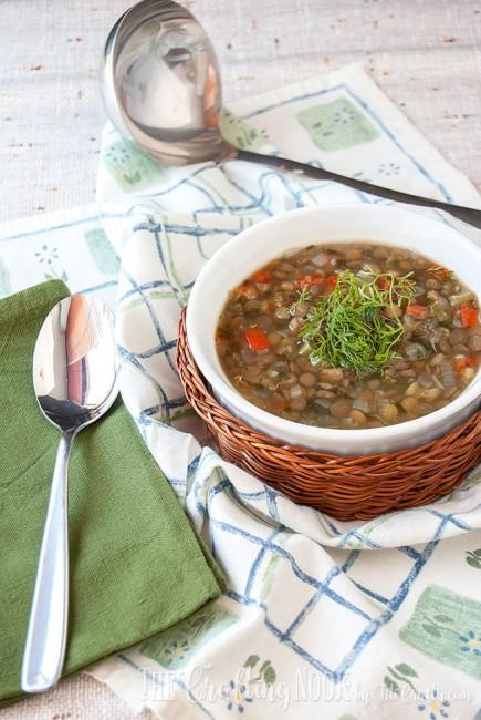 Vegetarian-Lentil-Soup-delicious