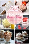 Amazing 25 Mousse Recipe Ideas. Decadent and Mouthwatering