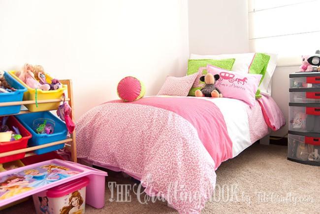 Bedding-Set-for-Girls-Pink