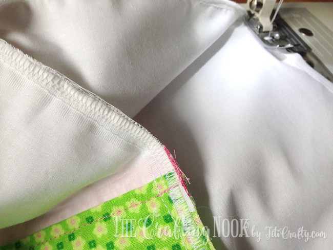 How To Make A Duvet Cover Set For Girls The Crafting Nook
