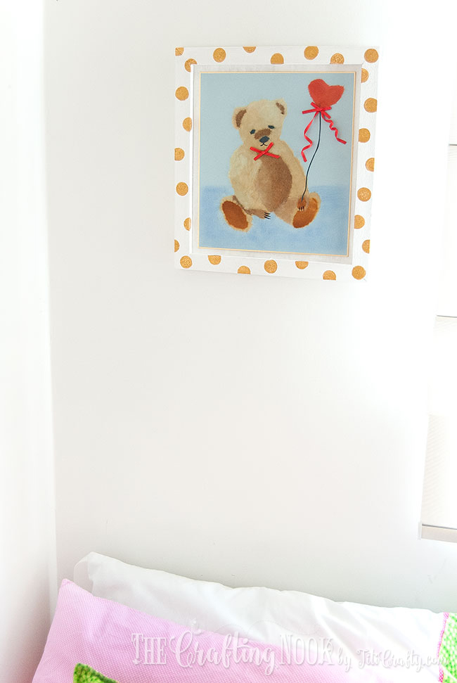 BiriBiri-Art-Series-Bear-Paper-Painting-Wall-Art-ribbon