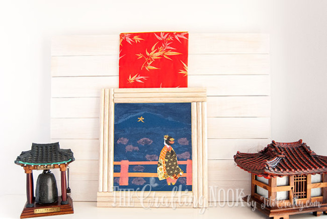 BiriBiri-Art-Series-Geisha-Japanese-Paper-Painting-Framed-Art-Maiko-san