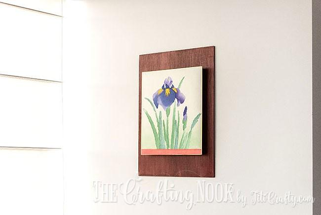 Biribiri-Art-Series-Paper-Painting-Wall-Art-Cute