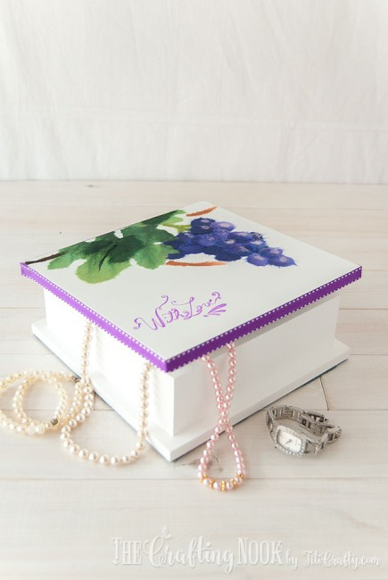 DIY-Painted-Jewelry-Box-Washi-Painted