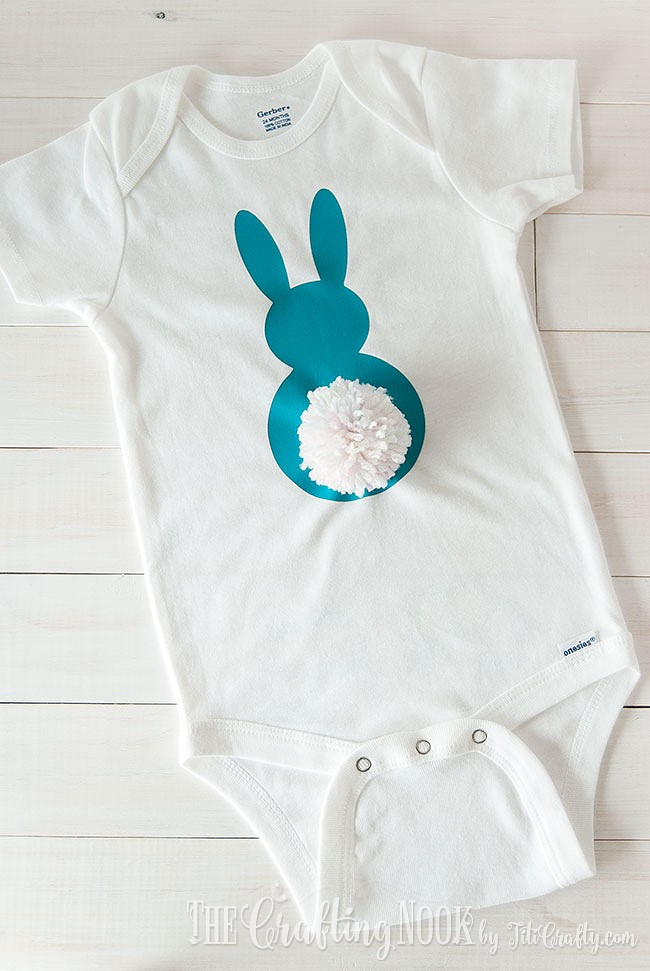 Heat-Transfer-Vinyl-Pom-Pom-Bunny-Tail-Onesie-Baby