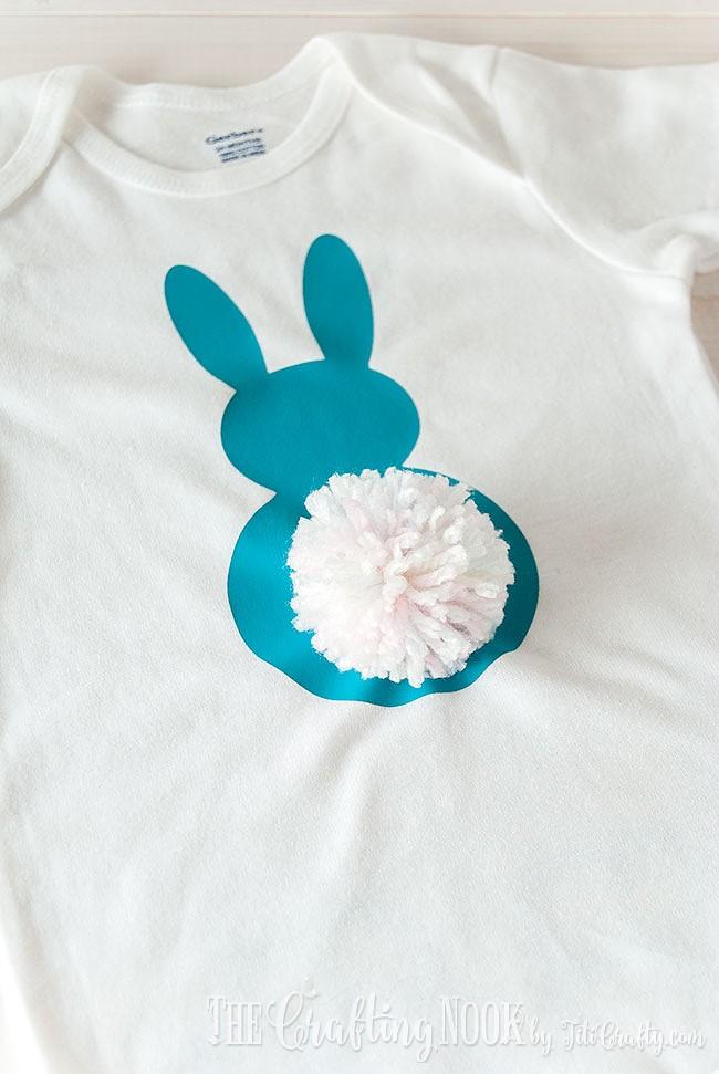 Heat-Transfer-Vinyl-Pom-Pom-Bunny-Tail-Onesie-Cute