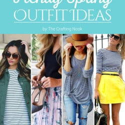 Awesome 20 Trendy Spring Outfit Ideas