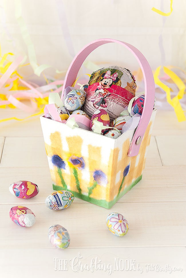 Washi-Painted-Easter-Basket-Cute