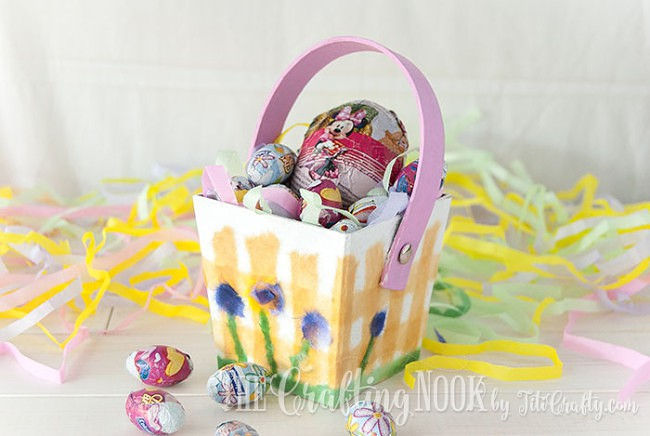 Washi-Painted-Easter-Basket-Eggs
