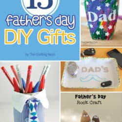15 Cute Father's Day DIY Gifts