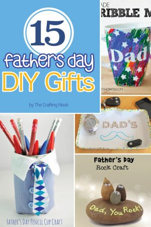 15 Father's Day DIY Gifts