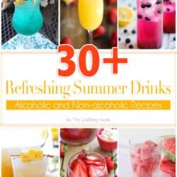 30+ Refreshing Summer Drinks