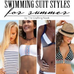 Gorgeous Swimming Suit Styles for Summer