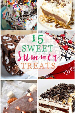 15 Sweet Summer Treats
