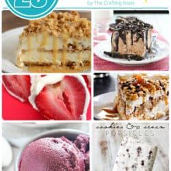 20 Delicious and Fun Frozen Dessert Recipes