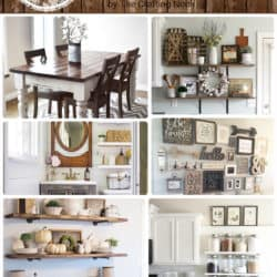 23 Rustic Farmhouse Decor Ideas to try