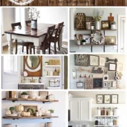 23 Rustic Farmhouse Decor Ideas to try