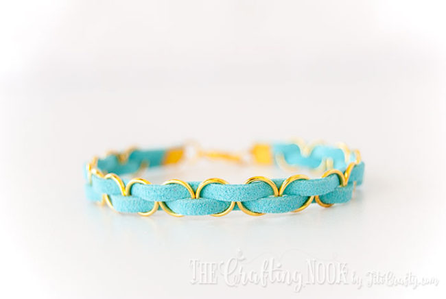 DIY-Easy-Braided-Bracelet-Aqua