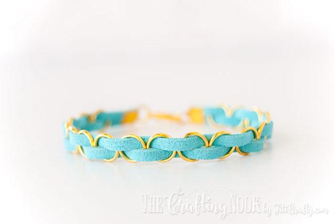 DIY-Easy-Braided-Bracelet-Aqua