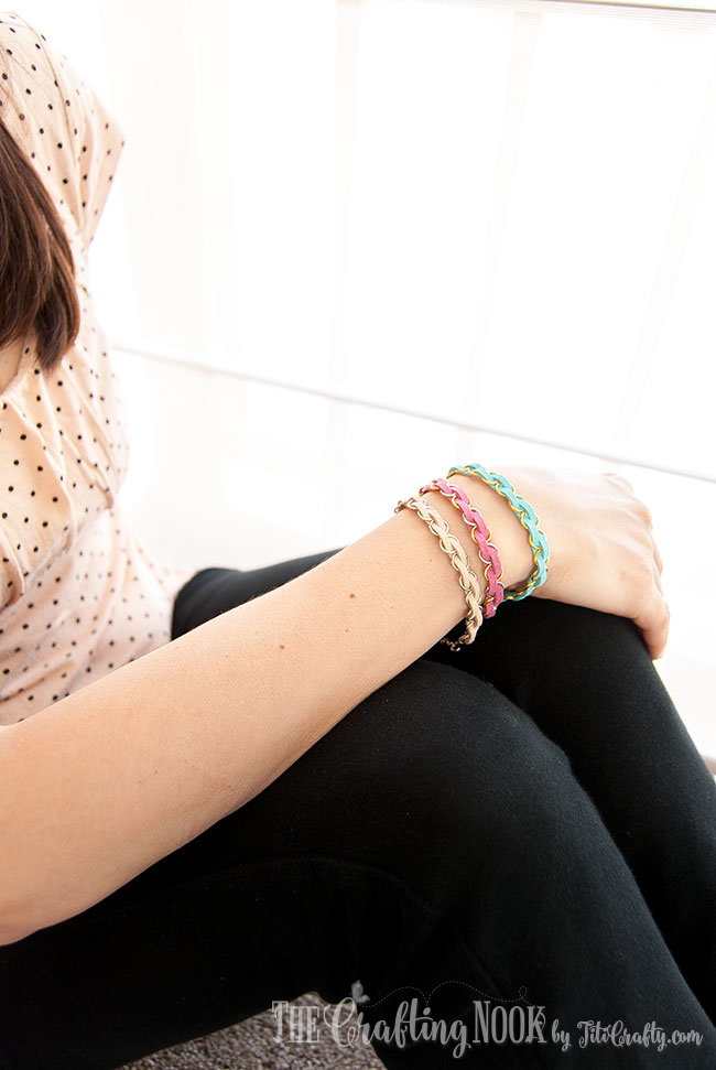 DIY-Easy-Braided-Bracelet-Quick-and-Easy