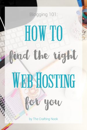 How to find the right web hosting for you