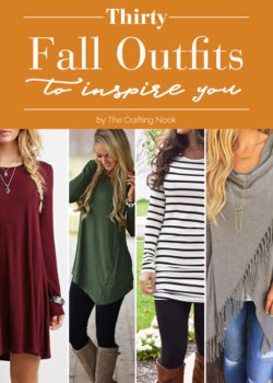 Cute 30 Fall Outfits to Inspire You