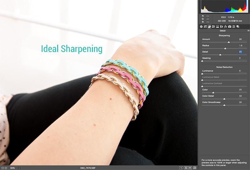 Ideal-Sharpening