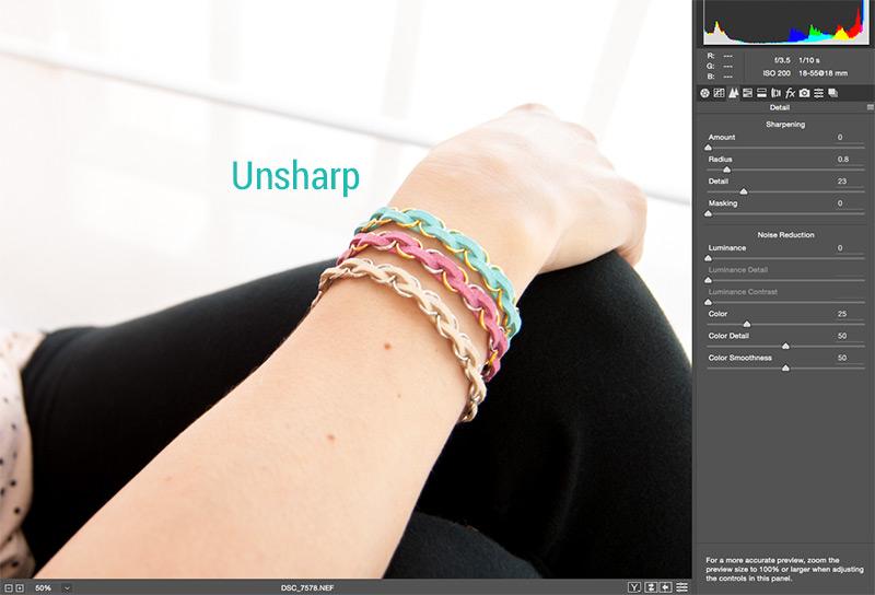 Unsharp