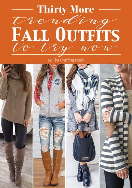 30 Trending Fall Outfits to Try This Season
