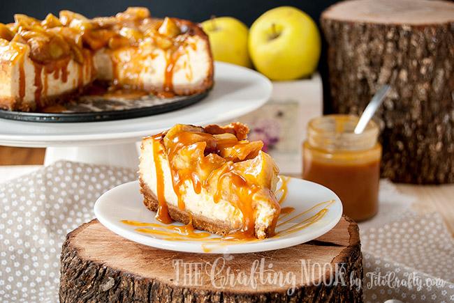 caramel-fried-apple-cinnamon-cheesecake-recipe