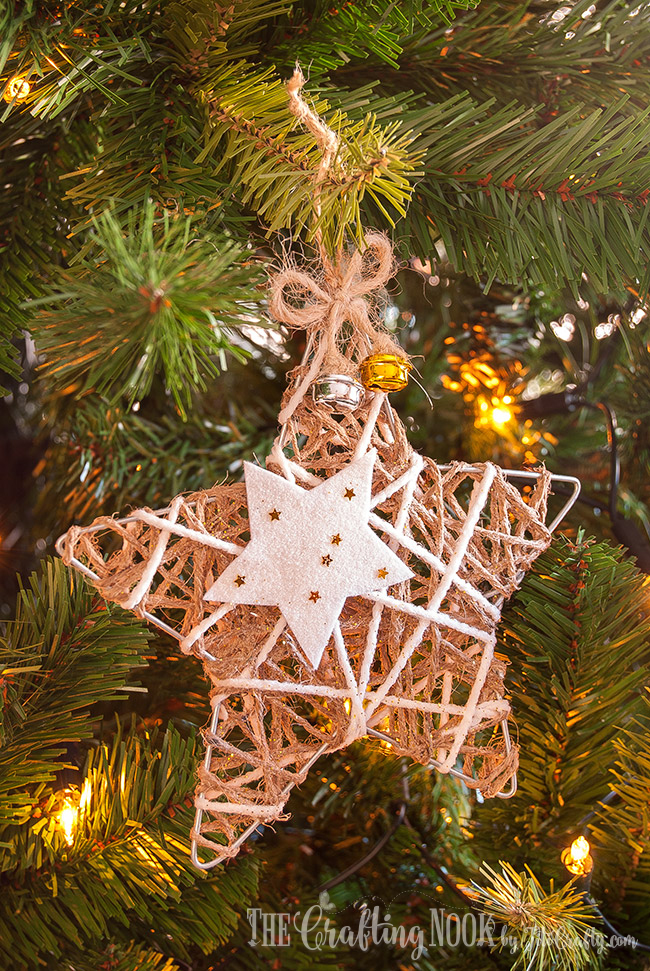 glittered-twine-star-christmas-ornament-cute