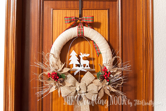 rustic-burlap-christmas-wreath-fun