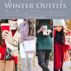 Over 25 Pretty Winter Outfits to Try this Year