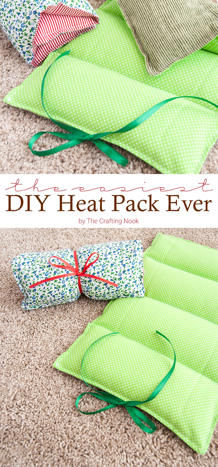 The Easiest DIY Heat Pack Ever