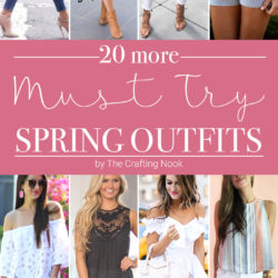 Must Try Spring Outfits Ideas for this year
