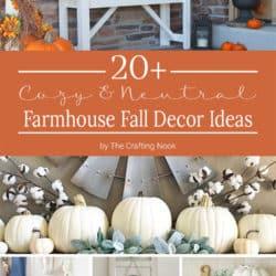 Cozy Farmhouse Fall Decor Ideas