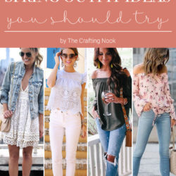 Comfy and Pretty Spring Outfit Ideas You should Try