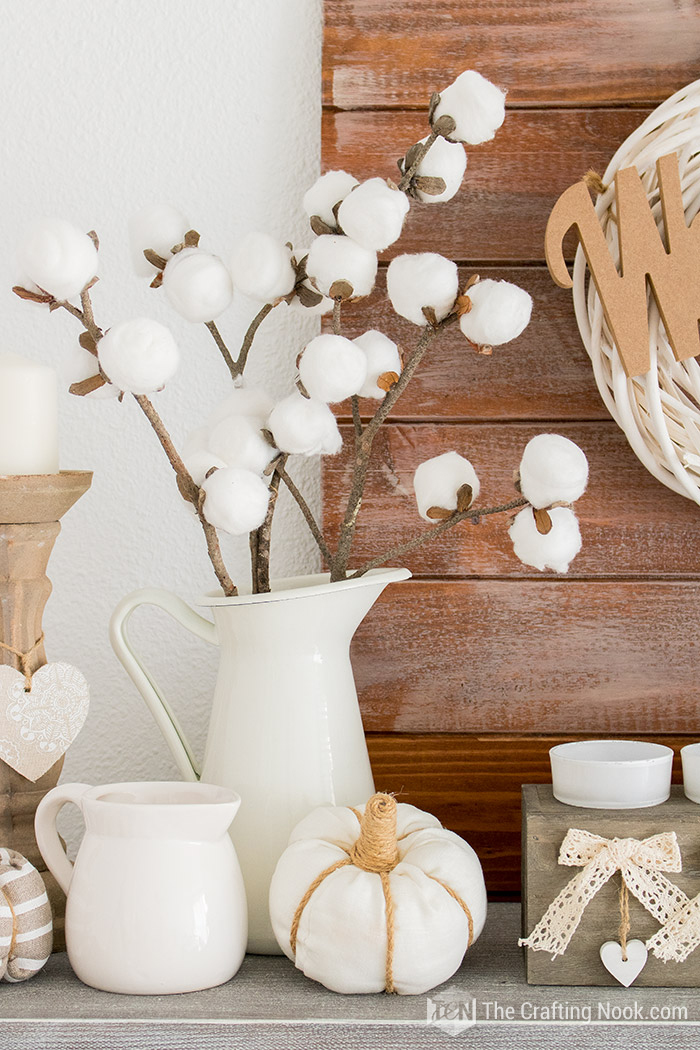 Easy DIY Cotton Stems Tutorial