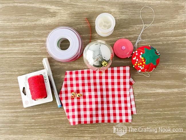 Christmas Ornaments Supplies
