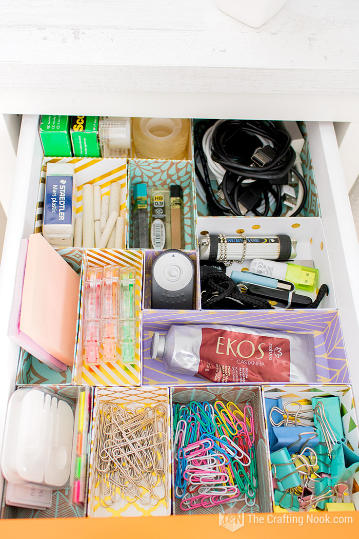 DIY Drawer Dividers for Desk Organizing Tips