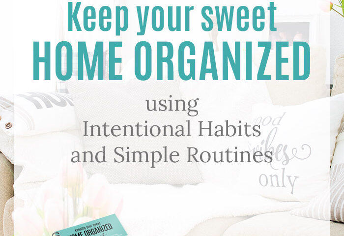 Easy Tips to Keep your Home Organized