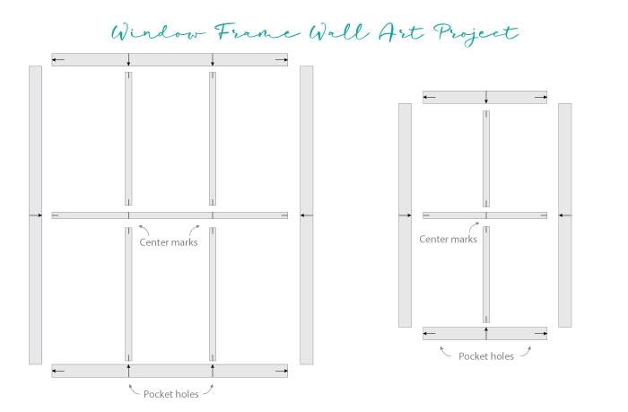 Window Frames guide