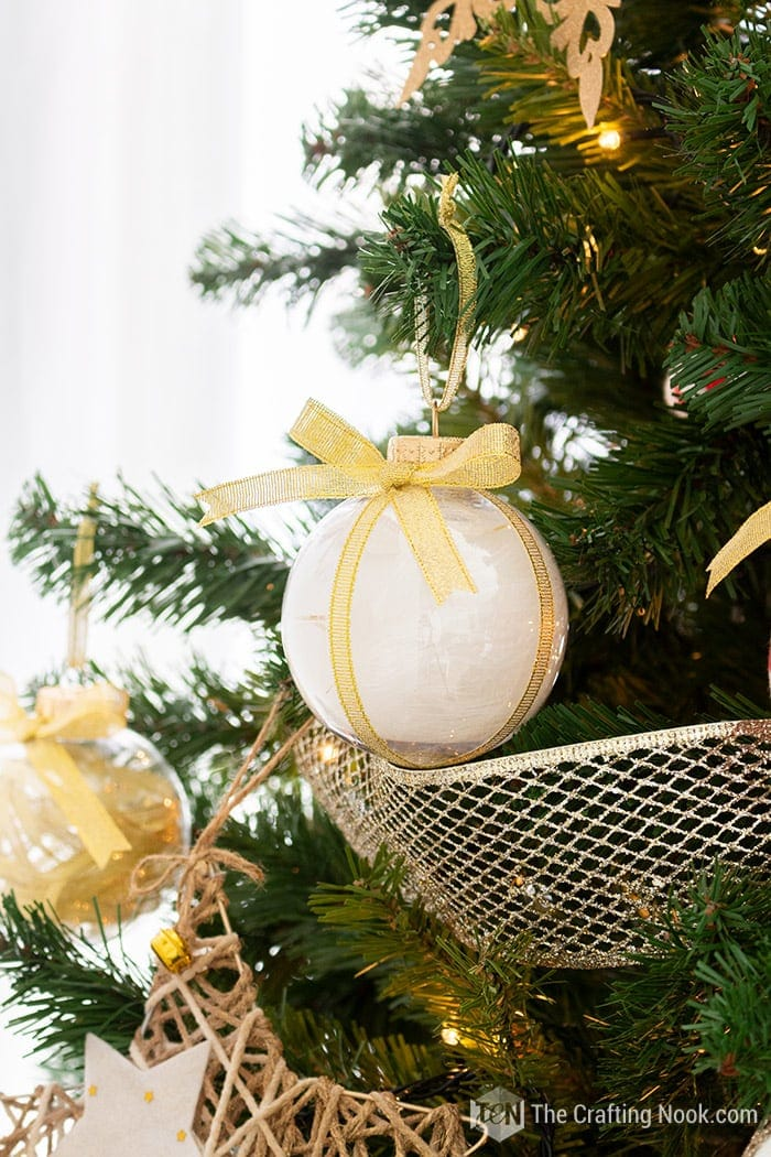 Geather Christmas ornaments